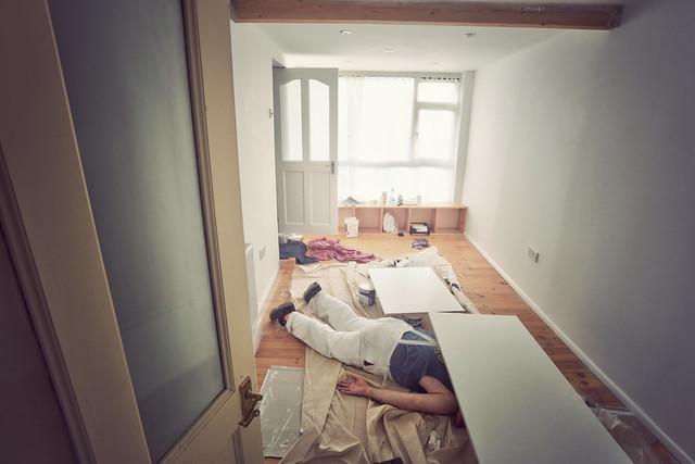 330/365 - sleeping on the job