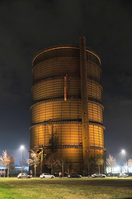 Gasometer am Hochofen Phönix West