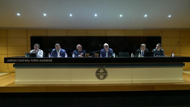 Assembléia do Conselho Deliberativo do Grêmio