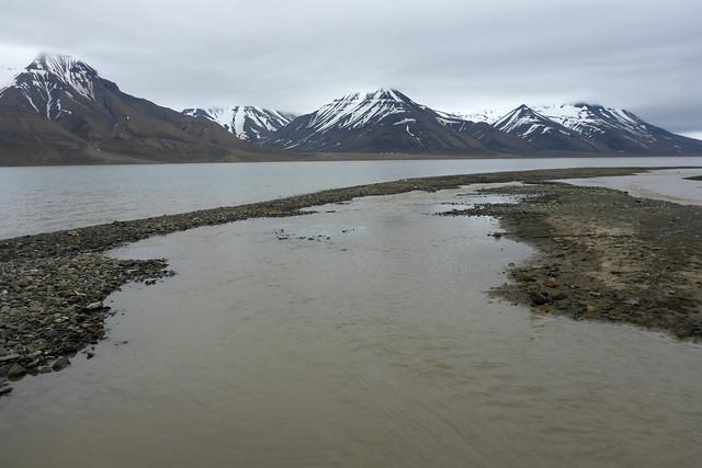 Isfjorden, Longyearbyen