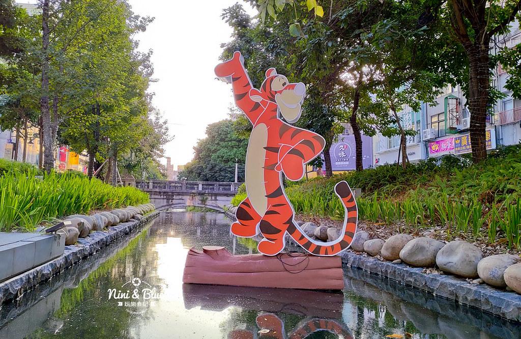 2019台中耶誕夢想世界.綠川水岸廊道24
