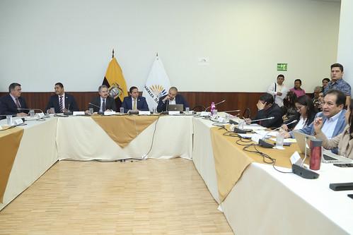 SESIÓN DE LA COMISIÓN DE RÉGIMEN ECONÓMICO, QUITO, 26 DE NOVIEMBRE 2019.
