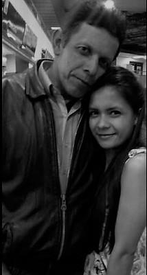 katherine y padre