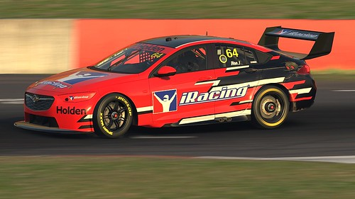 iRacing Holden ZB Commodore 2