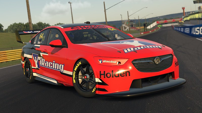 iRacing Holden ZB Commodore 4