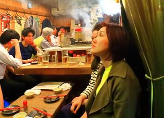 IMG_1083_1 - Tokyo. Shinjuku, Omoide Yokocho. Sadness