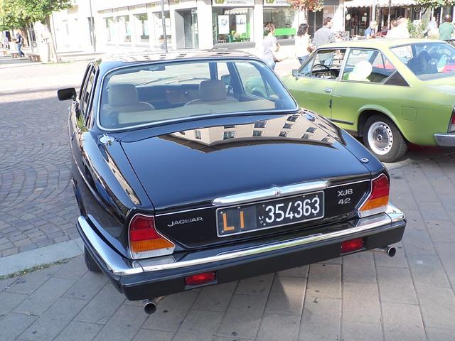 Jaguar XJ6 4.2