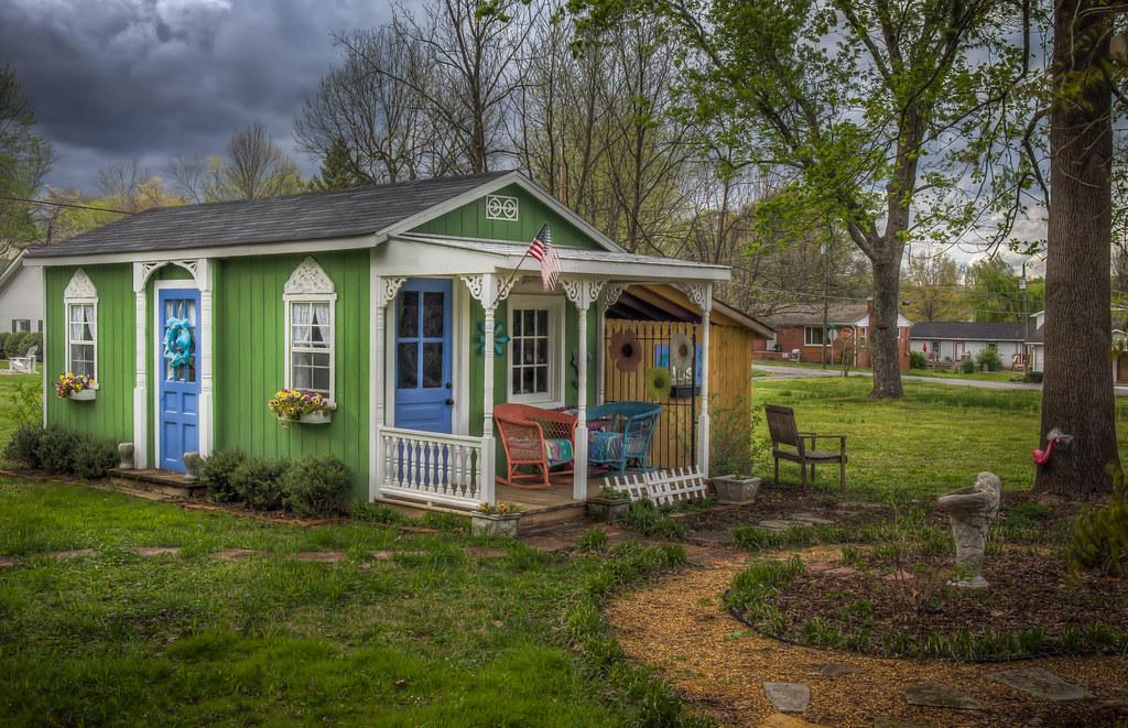 A Green Tiny House