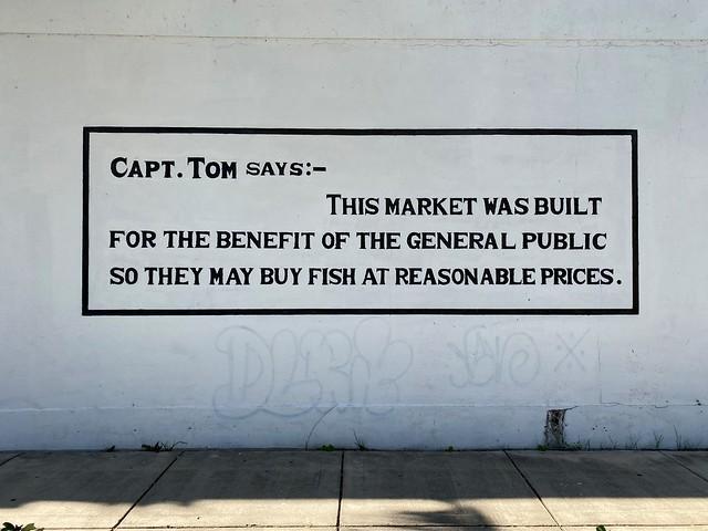 Former Capt. Tom's Sea Food Restaurant Downtown Miami