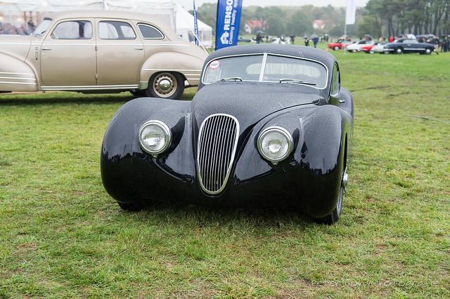 Jaguar XK 120 - 1953
