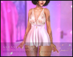 [ CONSENT ] Alessia Babydoll