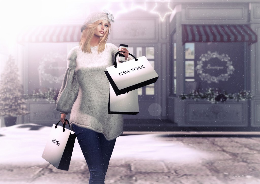 FabFree: This year I plan to start putting off my Christmas shopping extra early!