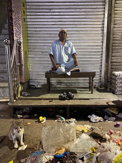 Mission Delhi - Khalil Ahmed, Matia Mahal