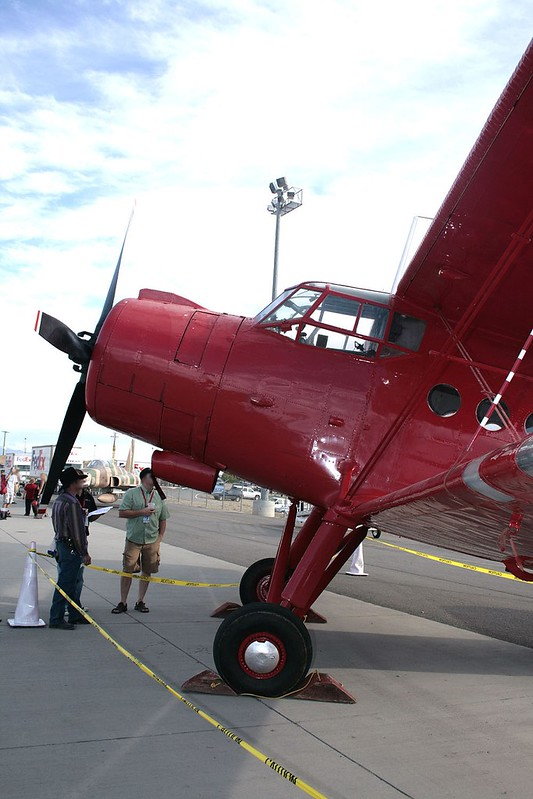 Antonov An-2 Colt 4