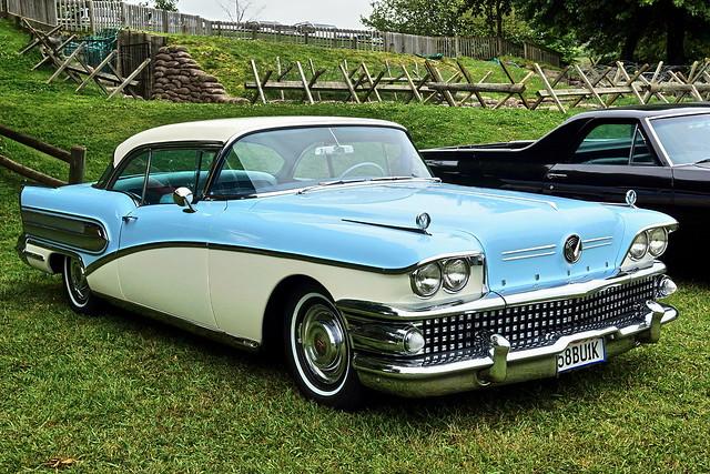 1958 Buick Hardtop Coupe