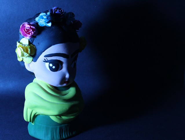 BFDd_Lizeth HM / Frida Azul