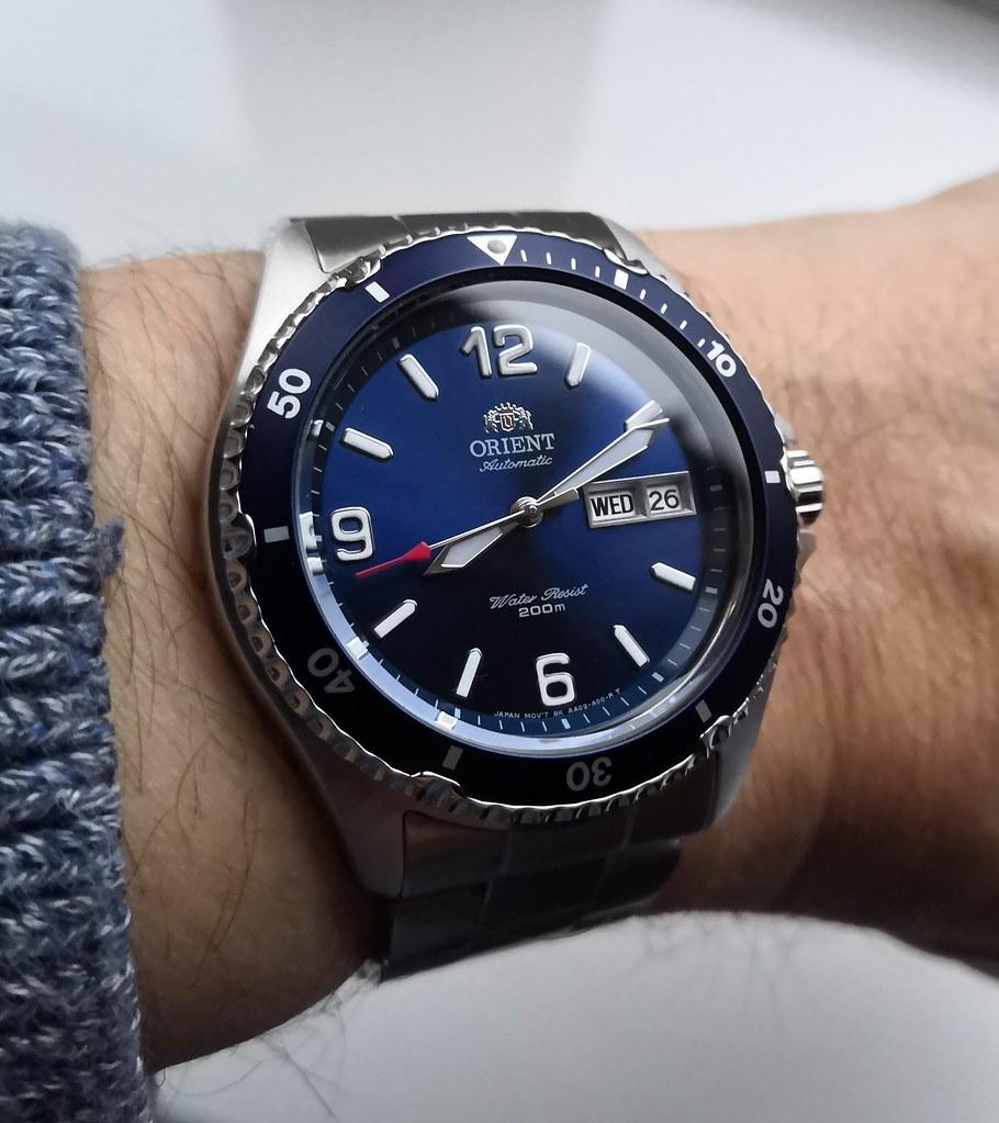 Orient Mako II   (Cal F6922)