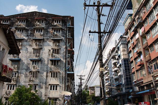 Yangon livingplace