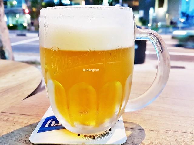 Beer Pilsner Urquell
