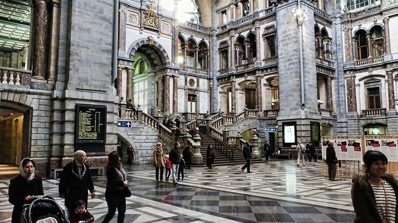 top places to visit in antwerp