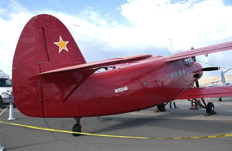 Antonov An-2 Colt 7