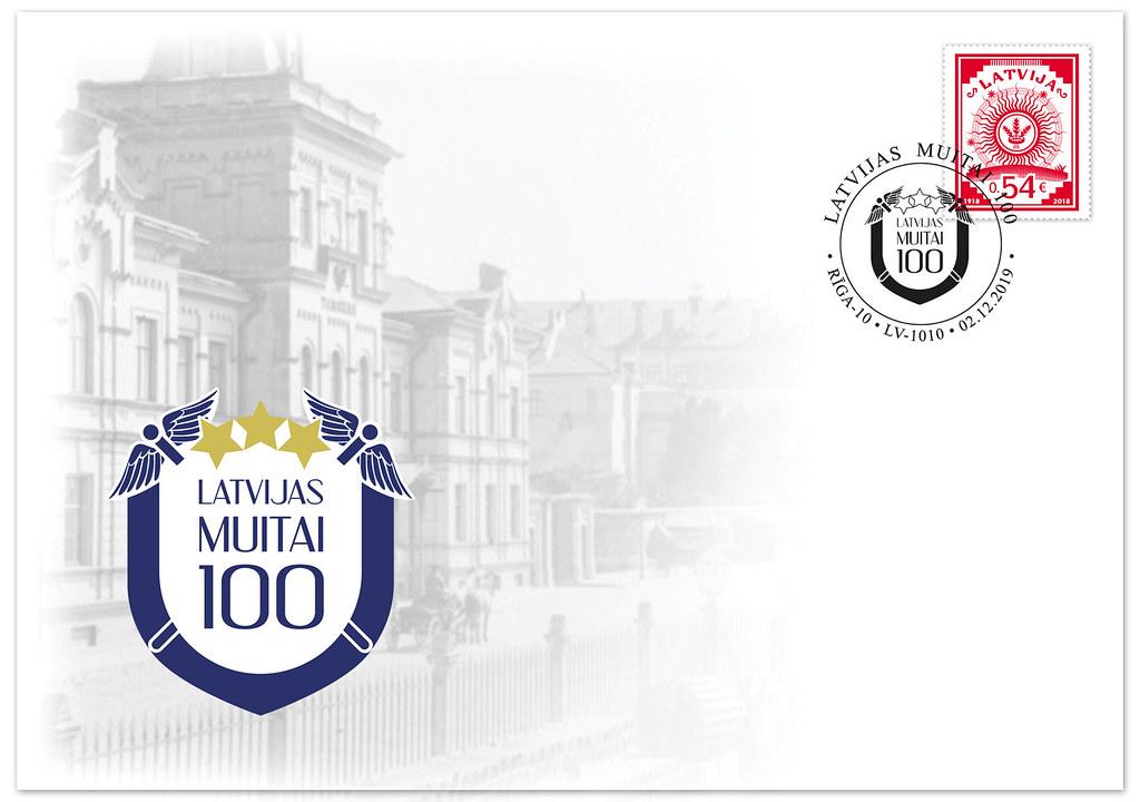 Aploksne Latvijas muitai – 100 - Latvijas Pasts - Flickr