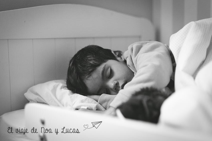 Adoro cuando duermen...