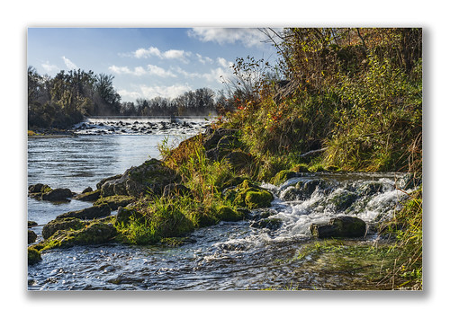germany bavaria lech landscape river water forest sonyilce7m3
