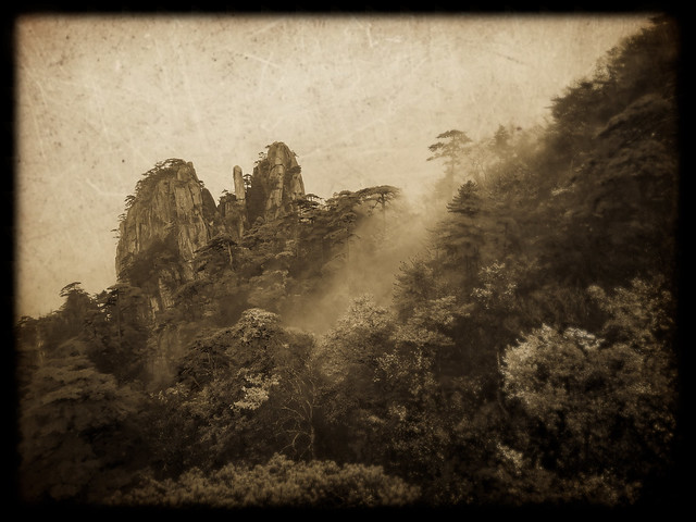 Huangshan, the yellow mountains (explore)