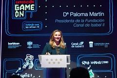La Comunidad acoge Game On, la mayor exposición internacional sobre la historia del videojuego
