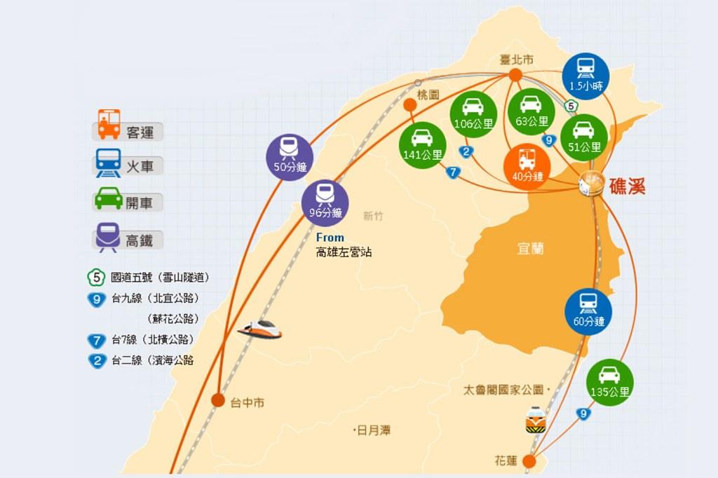 Jiaoxi Tourism Bus Guide 3