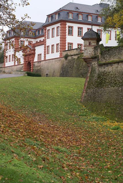 Mainz, Zitadelle, Kommandantenbau (Citadel, Commander's Quarters)