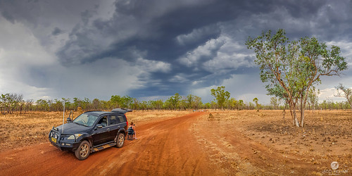 Outback Storm Chase