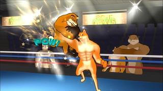 不只右勾拳柴犬vs肌肉狐狸的夢幻對決! 更多身懷絕技的筋肉動物將一同參戰格鬥遊戲《動物之鬪》(Fight of Animals)