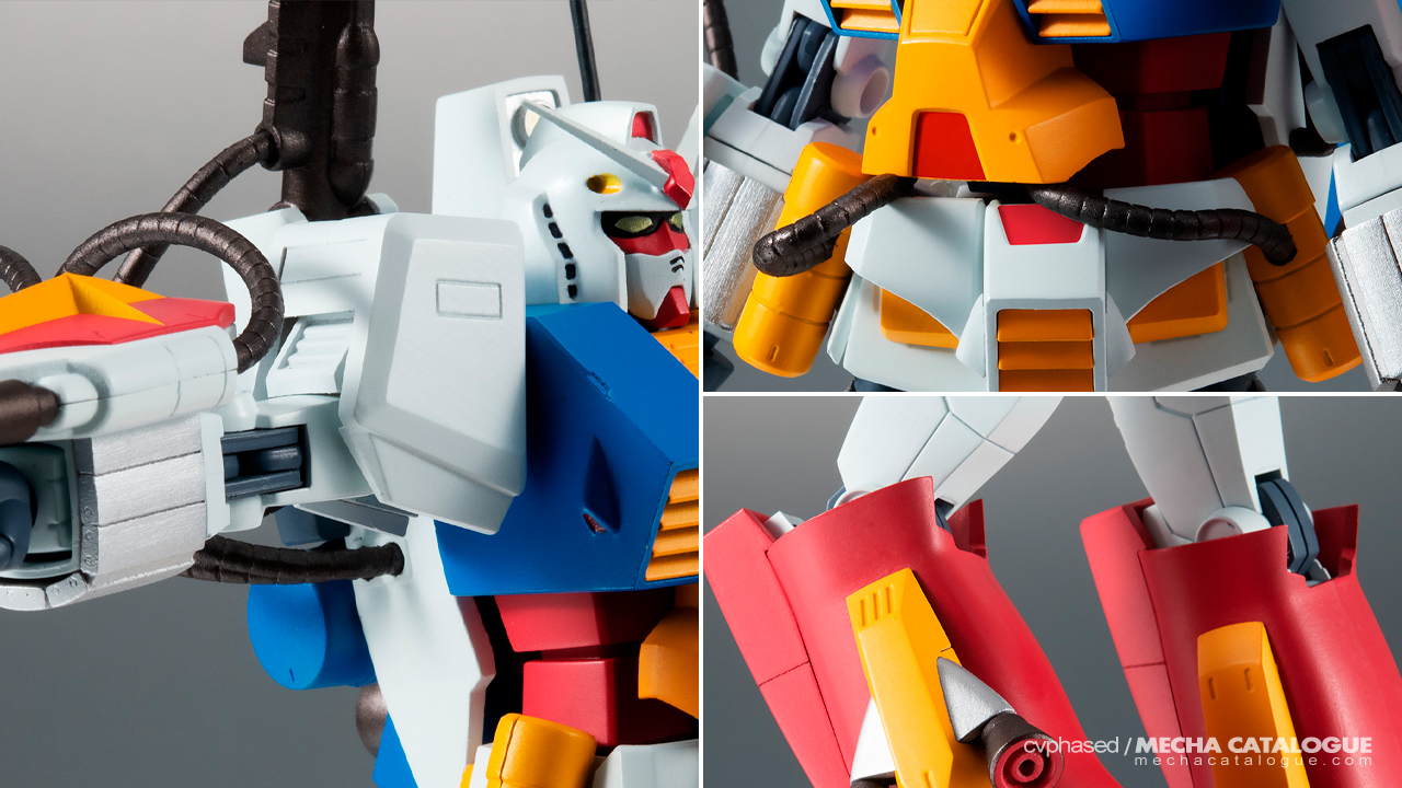 Finally, at My Scale! The Robot Spirits ⟨Side MS⟩ Perfect Gundam ver. A.N.I.M.E.