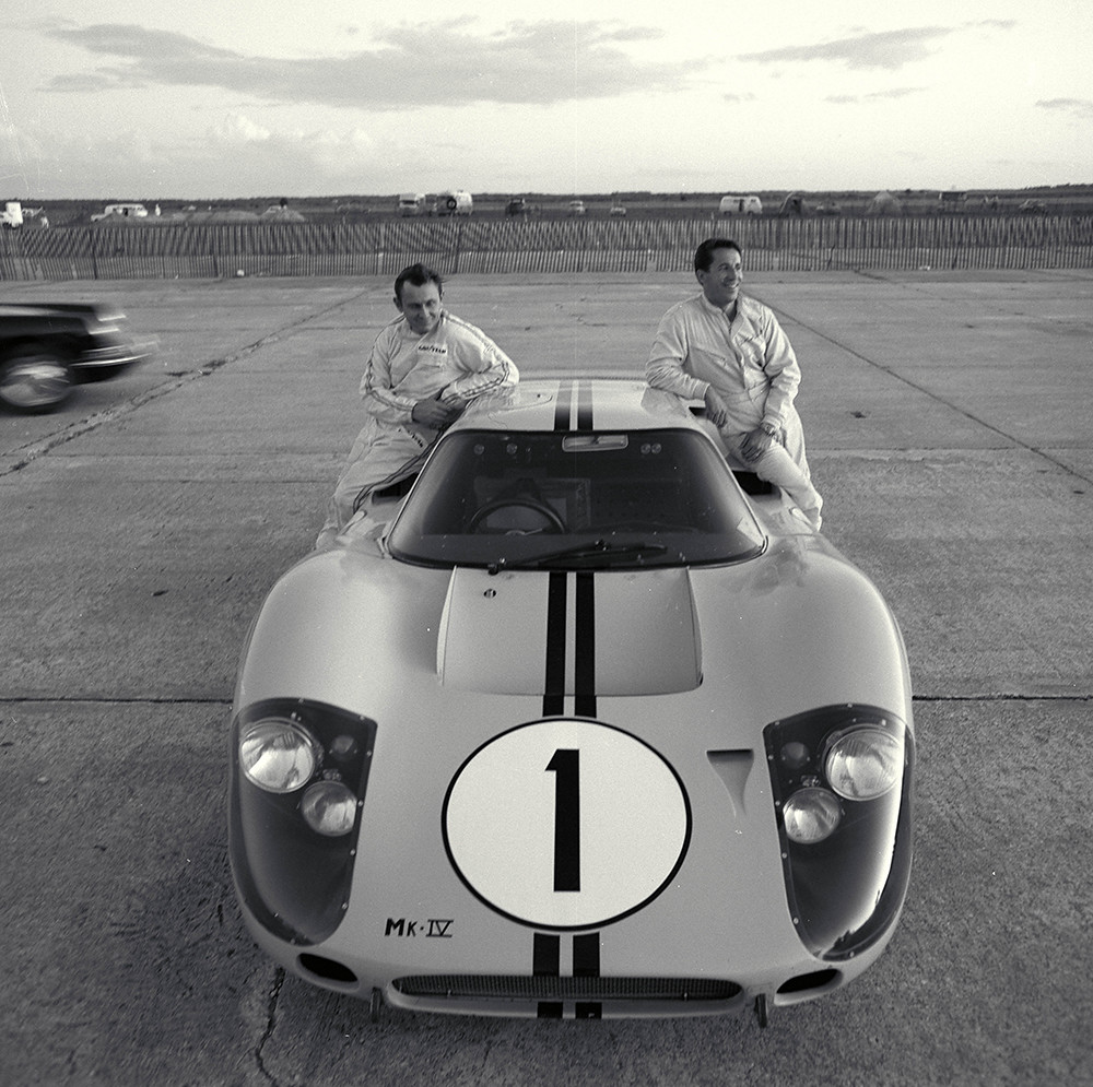 Fifty years after winning at Sebring in a Ford GT40 Mk IV, Mario Andretti Sits Down for Q&A