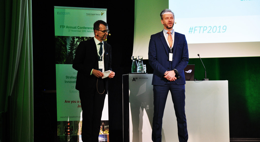 Forest-based Sector launch