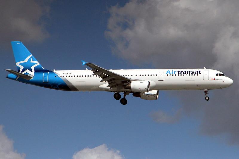 C-GEZN# A321 4103 FLL 12-Nov-19