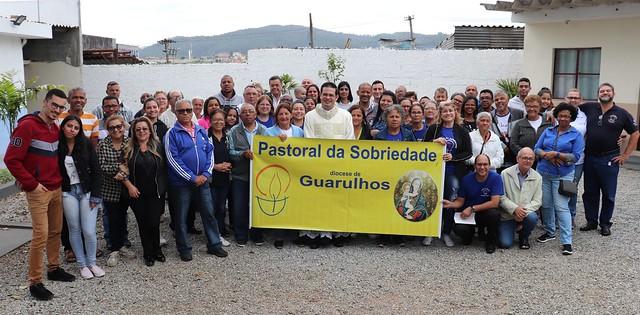 Confraternização da Pastoral da Sobriedade