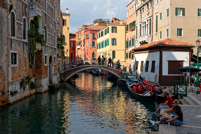 Venezia / Rio del Mondo Novo / Ponte del Mondo Novo