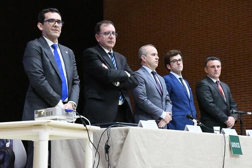 Inauguración Curso Académico UNED 2019-2020 en Centro Penitenciario Madrid VII-Estremera