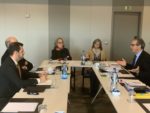 Second Part of the Monitoring Visit to Portugal