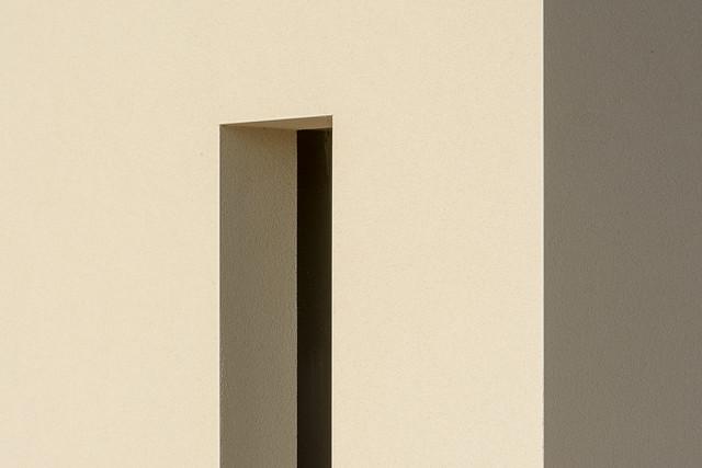 Simple a door