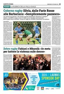 Gazzetta di Parma 27.11.19 - pag 53