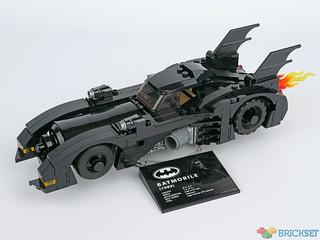 Review: 40433 1989 Batmobile