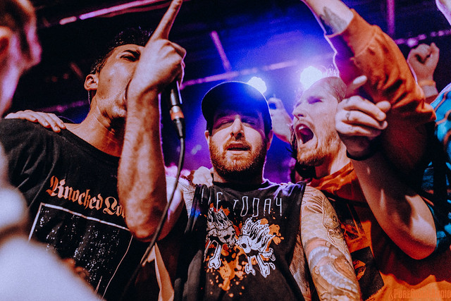 Counterparts (w/ Stray From The Path) at Baltimore Soundstage (Baltimore, Maryland) on November 19, 2019