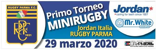 Gazzetta di Parma 27.11.19 - piede Torneo Jordan