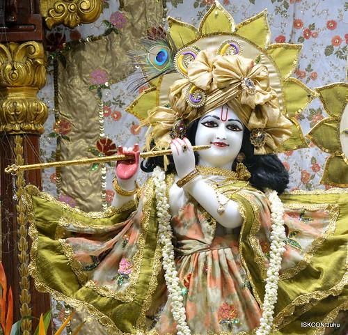ISKCON Juhu Mangal Deity Darshan on 24th Nov 2019
