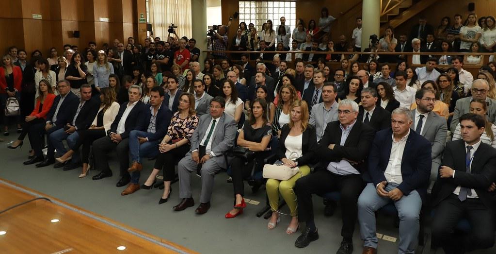 2019-11-27 PRENSA: Uñac presidió la XI Edición Premio Provincial a la Calidad