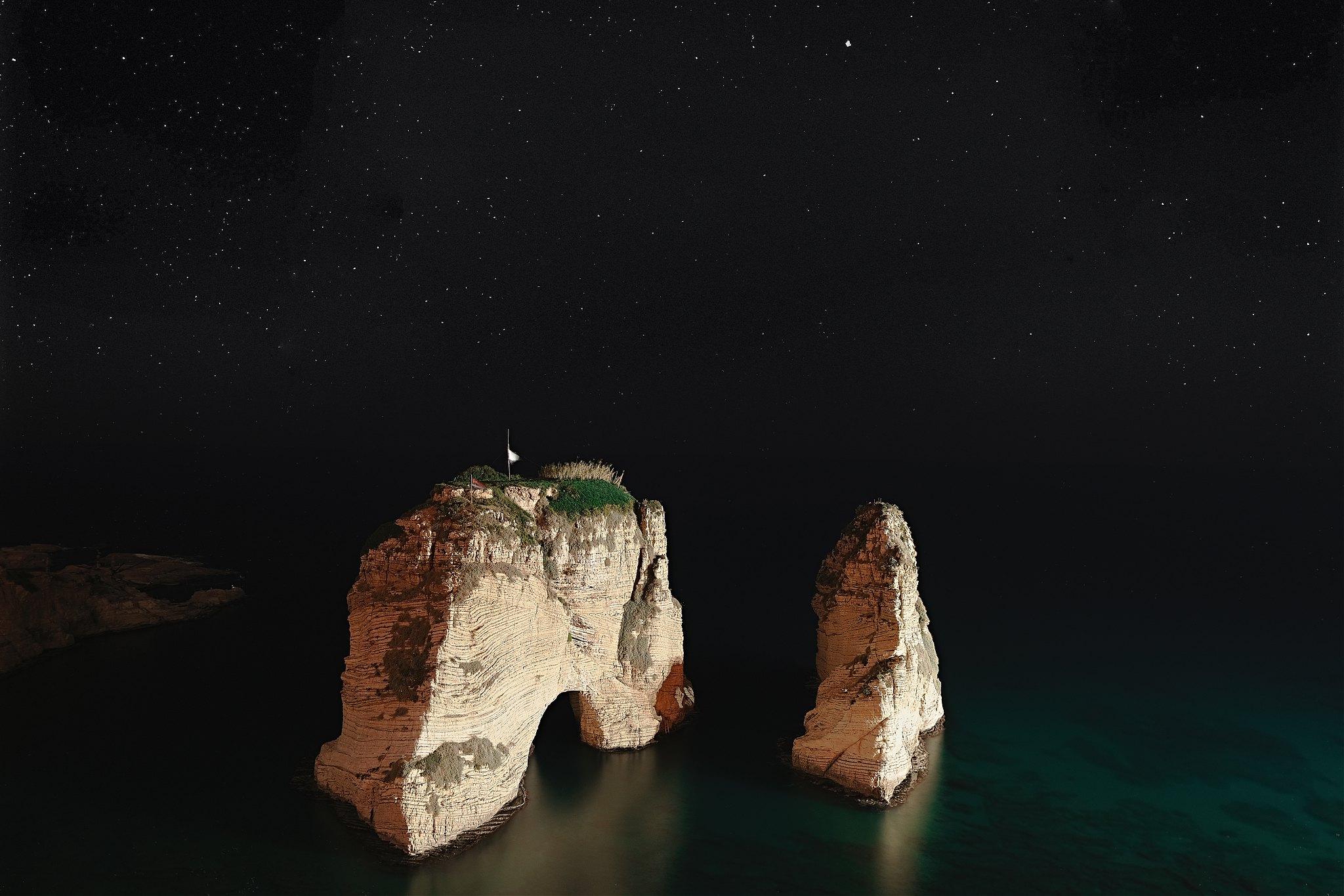Βράχος των περιστεριών